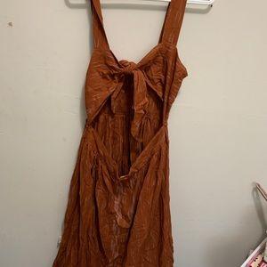 Free People Caldasi Midi Dress